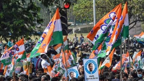 2021 West Bengal Assembly Elections: Of these 31 seats going to polls on Tuesday, TMC won 29 of them in the 2016 assembly elections, increasing its tally from 26 in 2011. It remains to be seen if the party manages to retain its traditional bastions this time around. (File Photo)