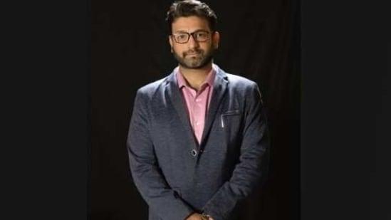 Ruchir Verma, Regional Sales Director at Cyble.(Cyble Inc)
