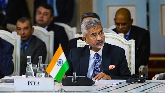 External affairs minister S Jaishankar. (File photo)