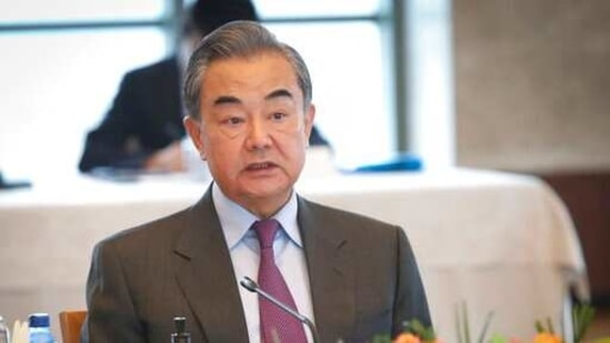 China's Foreign Minister Wang Yi warned Japan against getting caught between US-China confrontation. (AP)