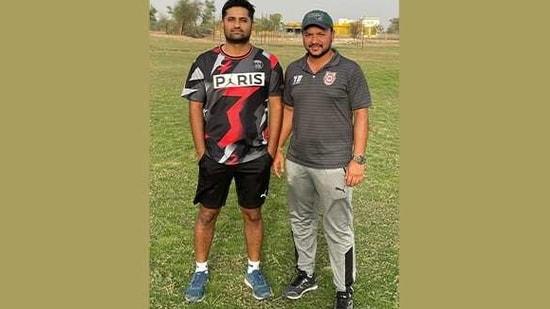 Pradyot Singh Rathore & Shahrukh Pathan