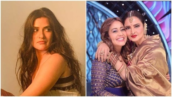 Sona Mohaptra has spoken about Rekha's appearance on Indian Idol.
