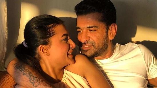 Eijaz Khan and Pavitra Punia found love on Bigg Boss 14.