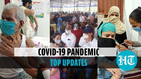 Top updates on the Covid-19 pandemic (ANI)