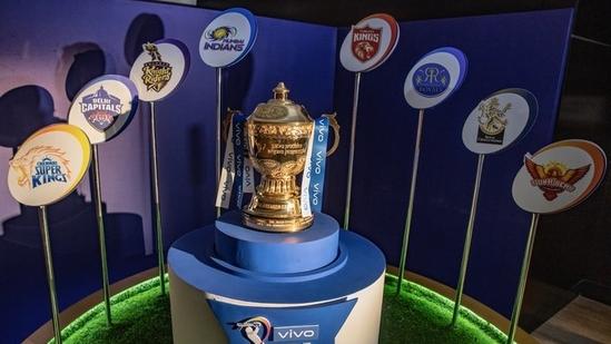 IPL Trophy(IPL/Twitter)