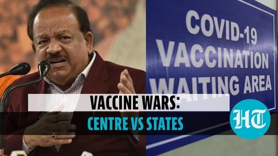 Harsh Vardhan accused Maharashtra govt of endangering India's Covid fight (Agencies)