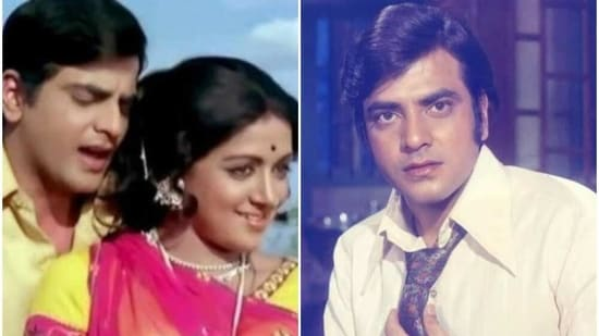 Jeetendra and Hema Malini worked in a number of films together.