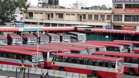 The bus strike in Karnataka is likely to affect public transport in the state.
