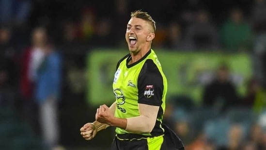 File image of Daniel Sams.(Big Bash League)