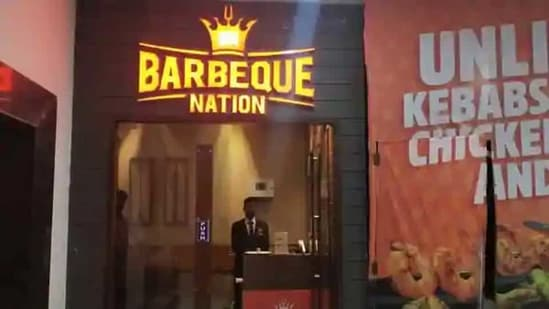 BNHL owns and operates 138 Barbeque Nation brand of casual dining restaurants that offer over-the-table barbeque live grills for diners in 73 cities across India, besides seven restaurants overseas.(Photo via Twitter)