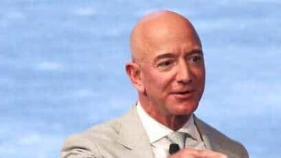 Amazon founder and CEO Jeff Bezos (File Photo/AP)