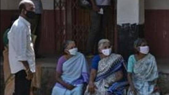On Wednesday, Kerala reported 3,502 new Covid-19 cases with a test positivity rate of 5.78 per cent. (AP PHOTO.)