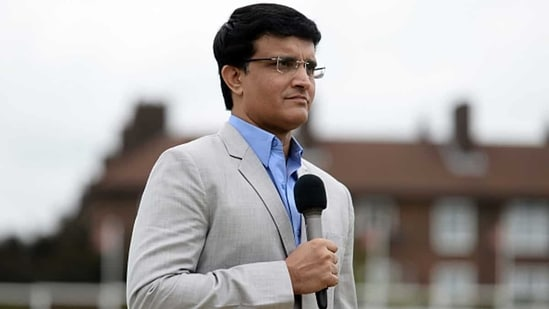 File image of Sourav Ganguly.(Getty Images)