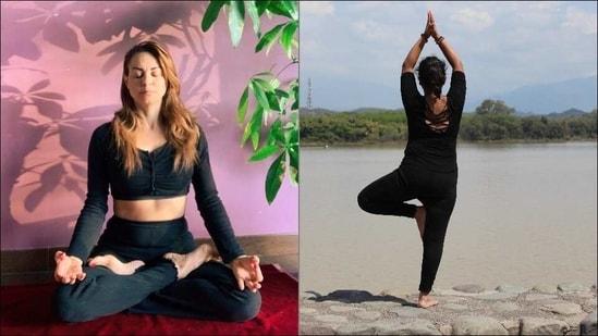 World Health Day 2021: 5 Yoga exercises to beat laziness, procrastination(Instagram@agora.yoga/Twitter@soulsaanch)