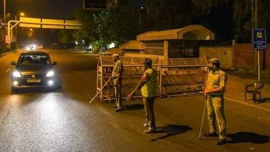 A night curfew has been imposed in Uttar Pradesh's Noida and Ghaziabad from Thursday, April 8, to Saturday, April 17. The curfew will remain effect from 10pm to 5am. (File Photo)