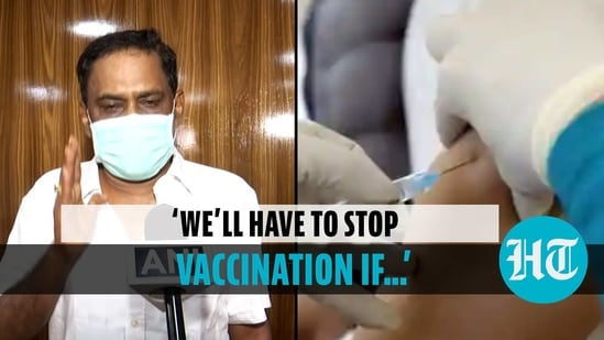 Odisha Health minister on Covid vaccine shortage in the state