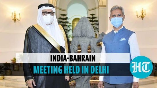 EAM Jaishankar, Bahraini counterpart hold 3rd High Joint Commission meeting