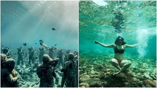 Best places for snorkelling in Asia(Instagram/travelwithsearats)