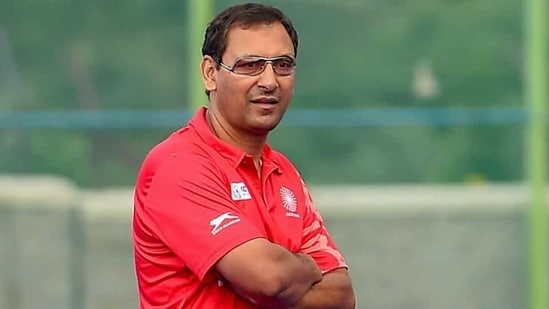 Former Indian Hockey team coach Harendra Singh(PTI)