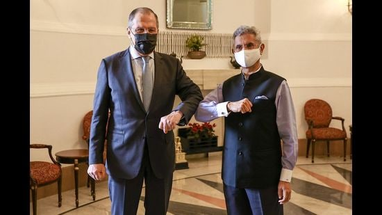 All eyes were on the visit of Russian foreign minister Sergei Lavrov to India to meet his counterpart S Jaishankar earlier this week. In the past year, the pandemic led to the postponement of the 2020 India-Russia annual bilateral summit, and differences over the Indo-Pacific escalated amid heightened bipolar rivalry between the United States (US) and China. (via REUTERS)
