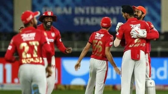 File photo of KXIP Players(Twitter)