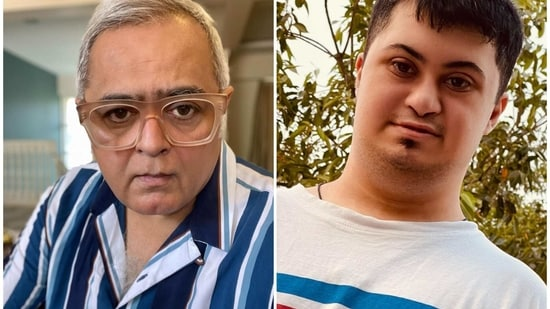 Hansal Mehta earlier cited the example of his 25-year-old son with Down syndrome and questioned the eligibility criteria of the Covid-19 vaccine in India.