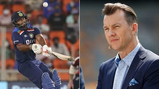 What would have happened had Rishabh Pant squared off against Brett Lee? (BCCI/Getty )