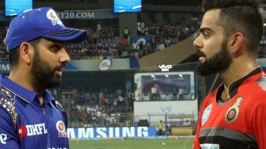 Rohit Sharma and Virat Kohli will renew their rivalry in IPL when Mumbai Indians take on Royal Challengers Bangalore