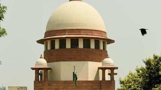 As the Supreme Court is set to hear this matter again on Thursday, people familiar with the development told HT that the 10 names finally approved by the collegium were yet to be cleared by the government.(HT file photo)
