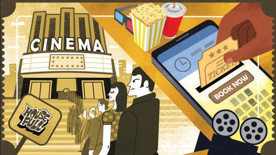 There are many ways to map the evolution of a city, but perhaps none as meaningful as through its cinemas. (ILLUSTRATION: GAJANAN NIRPHALE)