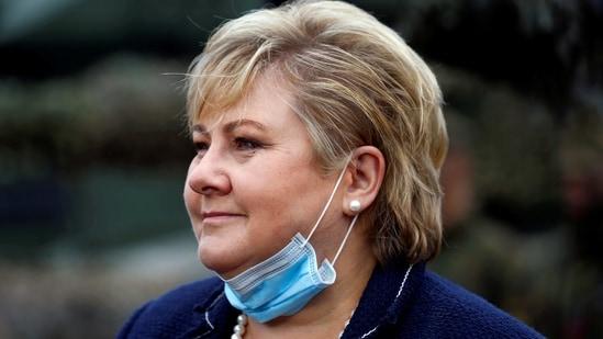 Norwegian Prime Minister Erna Solberg(Reuters)
