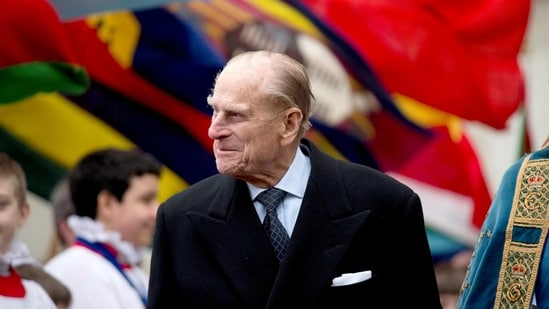Britain's Prince Philip the husband of Queen Elizabeth, at the Commonwealth Day Observance service at Westminster Abbey in central London, on March 11, 2013. (Reuters / File Photo)