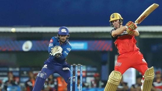 MI vs RCB Live Score, IPL 2021
