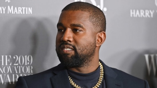 In this file photo taken on November 6, 2019 US rapper Kanye West attends the WSJ Magazine 2019 Innovator Awards at MOMA in New York City. (File)