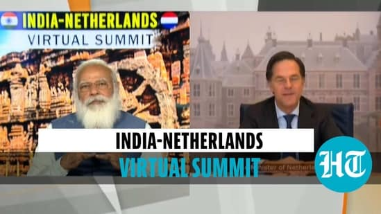 India-Netherlands virtual summit