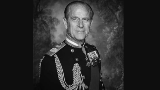 Prince Philip, Queen Elizabeth II's husband, has died aged 99 on April 9.(Instagram/@theroyalfamily)
