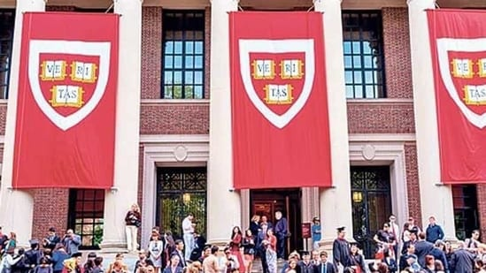 The surge in interest in Ivy League colleges and other well known schools this year has been attributed in part to the coronavirus pandemic that led many such institutions to eliminate requirements for standardized admissions tests.(Agencies)