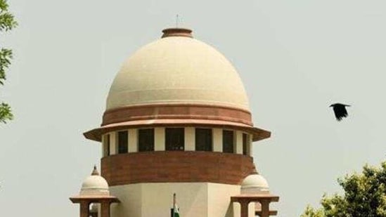 Upadhyay said the Centre should be directed to comply with this direction and in the meantime, the SC may issue certain directives to check fraudulent and forcible religious conversion.(HT file photo)