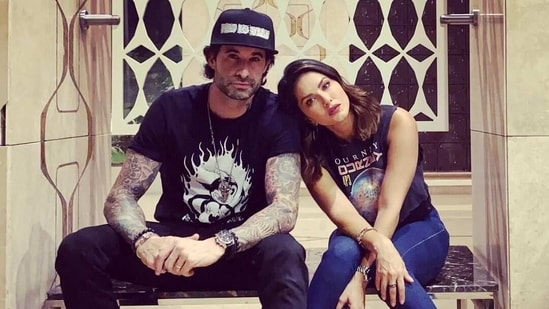 Sunny Leone and Daniel Weber got married on April 9, 2011.