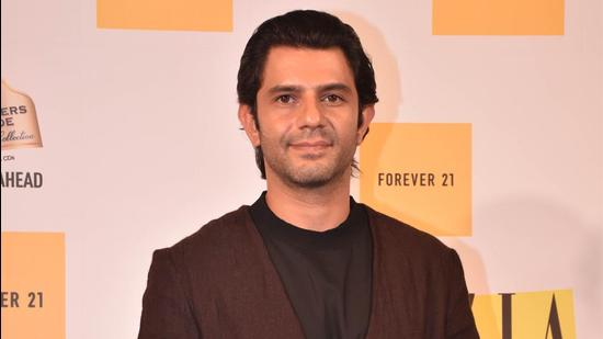 At the moment, actor Arjun Mathur is shooting in Delhi for two OTT shows