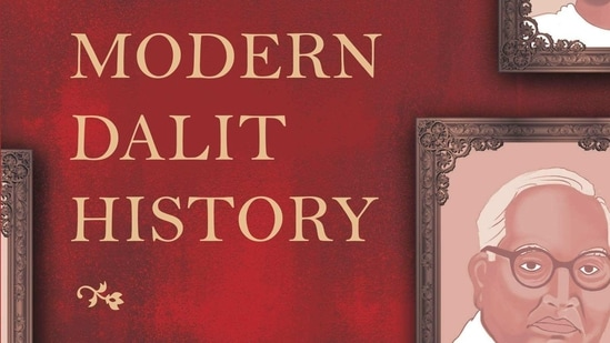 """""""Makers of Modern Dalit History"""", published by Penguin Random House India, is written by author Sudarshan Ramabadran and Guru Prakash Paswan. It will hit the stands on April 12.(Amazon)"""