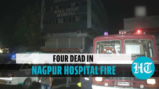 Four Covid patients die in Nagpur hospital fire, PM Modi expresses grief