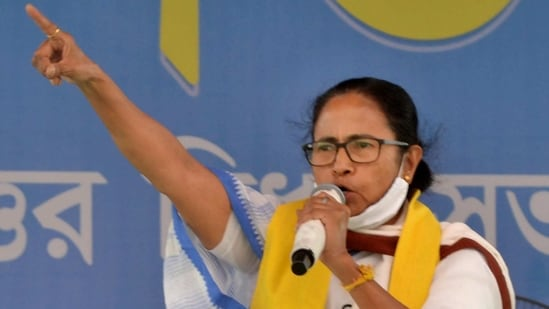 West Bengal chief minister Mamata Banerjee also questioned the central forces' version of the incident in Cooch Behar. (PTI Photo)