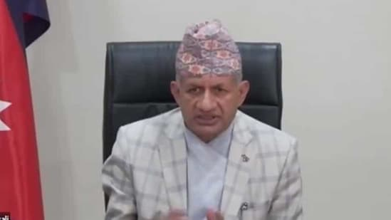 "According to a readout from Nepal's foreign ministry, Gyawali requested Jaishankar ""for necessary facilitation for the supply of vaccines for Nepal to continue administering the second dose of vaccination for people at highest risk"".(ANI file photo)"