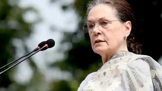 Congress president Sonia Gandhi. (Photo: INCIndia/ Twitter)