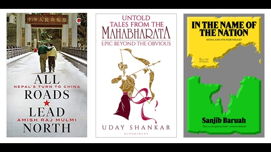 Nepal, the north east and the Mahabharata all feature on the reading list. (HT Team)