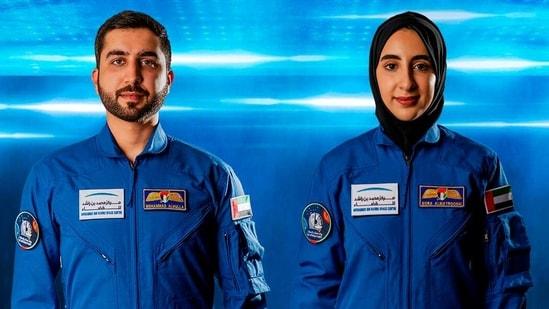 Sheikh Mohammed bin Rashid Al Maktoum identified Noura al-Matroushi as the UAE's first female astronaut, with her male counterpart as Mohammed al-Mulla.
