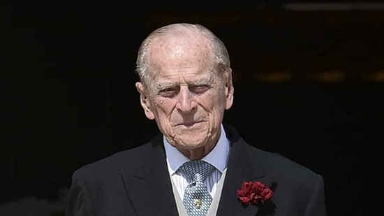 File photo of Britain's Prince Philip, Duke of Edinburgh.(AFP photo)