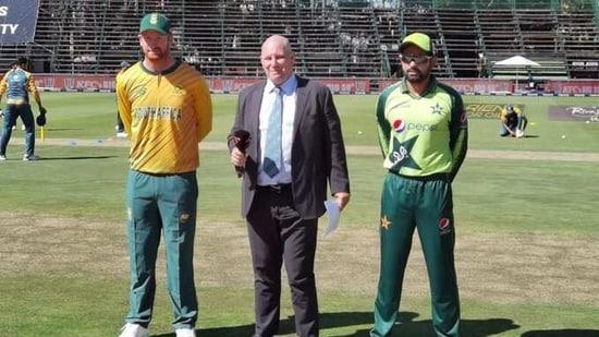 South Africa vs Pakistan live score, 1st T20I | Hindustan ...