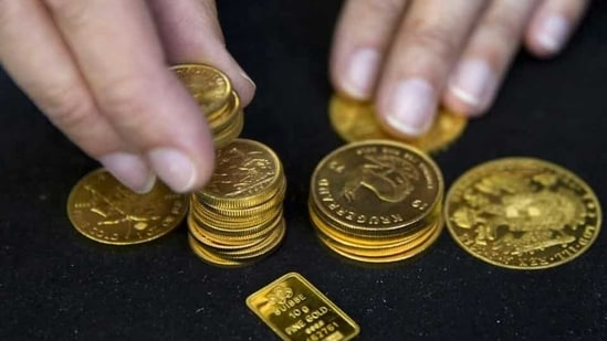 The gains in gold prices stalled the physical demand for gold in India as customers witnessed an uptick in the local gold futures this week.(Reuters)